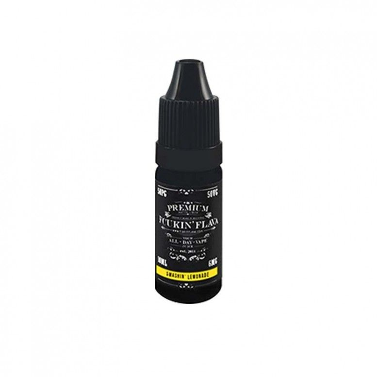 Smashin Lemonade - 10ml - Fcukin Flava