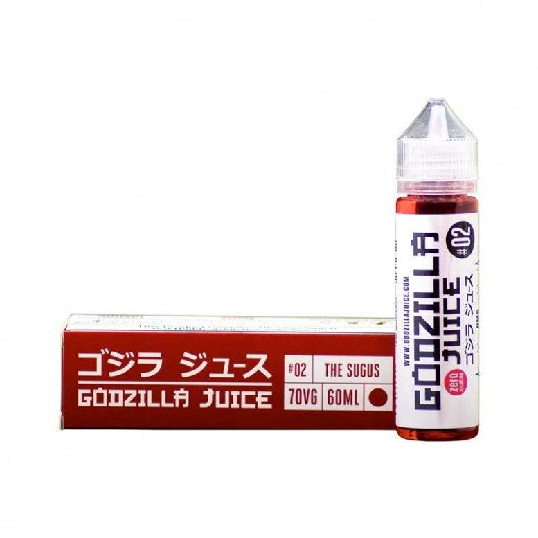 GODZILLA 2 (The Sugus) - 60ML - FCUKIN FLAVA