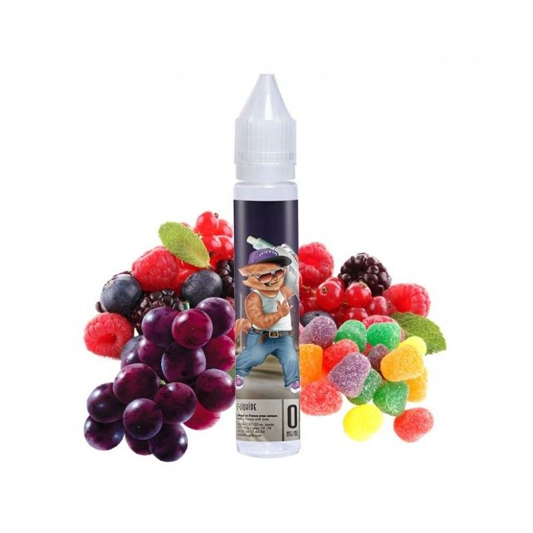 Hustle Grape - Unicorn - 20ml - The Fuu