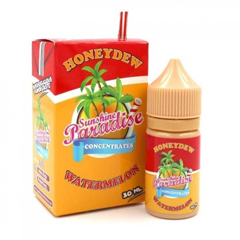 Honeydew Watermelon - 30ml - CONCENTRE Sunshine 84 Paradise