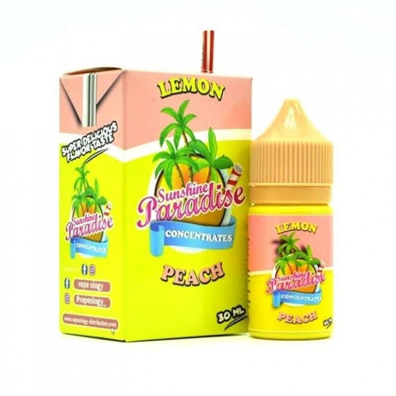 Peach Lemon - 30ml - CONCENTRE Sunshine 84 Paradise