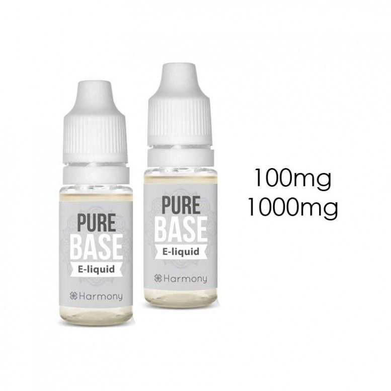 Pure Base - 10ml - 1000mg/cbd - Harmony