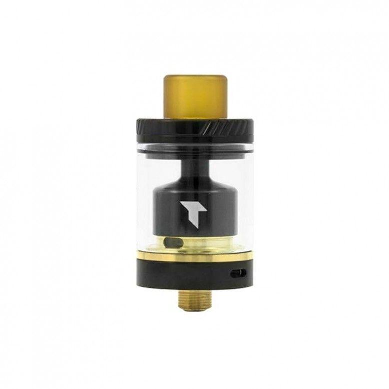 Leto - 24MM - Noir - Titanide