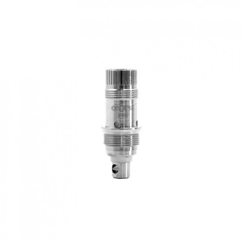 Pack Résistances x5 - Aspire BVC - 1,8 Ohm
