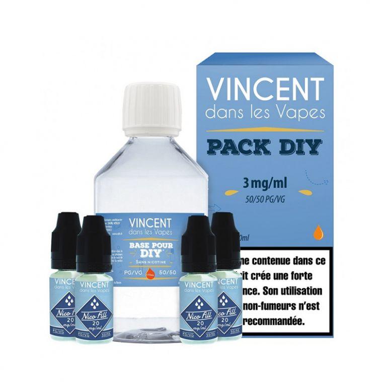 Pack Diy - 250ml - VDLV