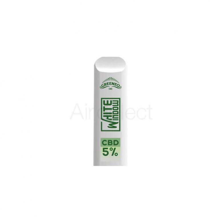 Pod - White Window - 5% CBD (500) - Greeneo