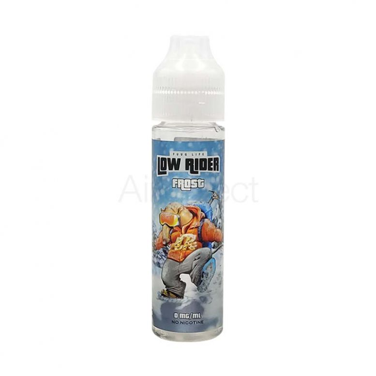 Low Rider Frost - 50ml - The Fuu