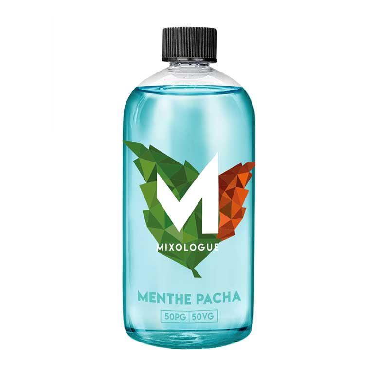 Menthe Pacha - 500ml - Mixologue